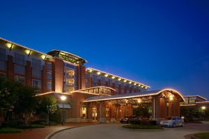 New Hotel for Chattacon 43