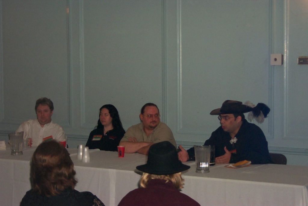Chattacon Guest Panels
