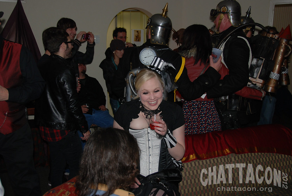 Chattacon Room Parties