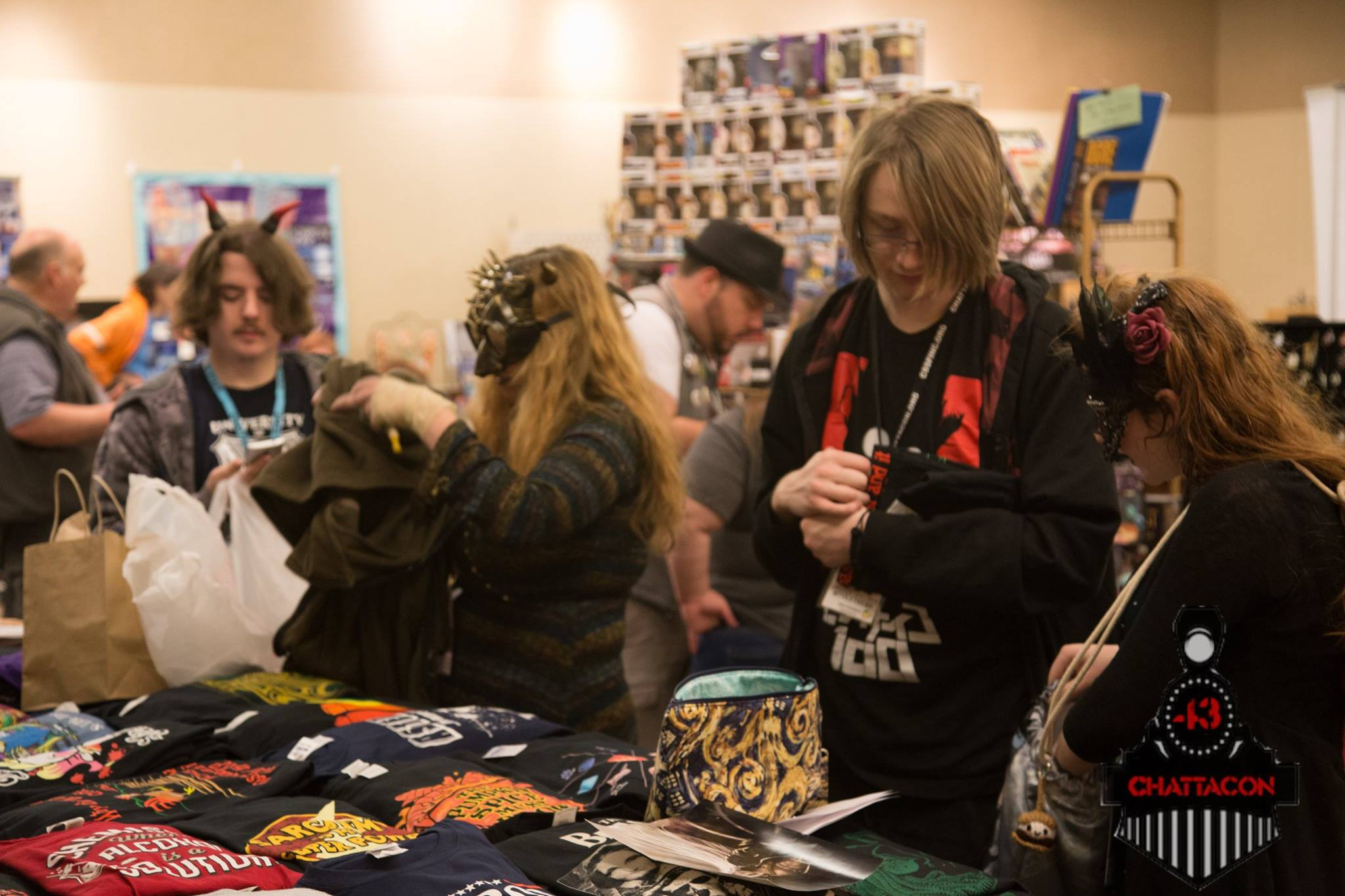Chattacon Dealers' Room