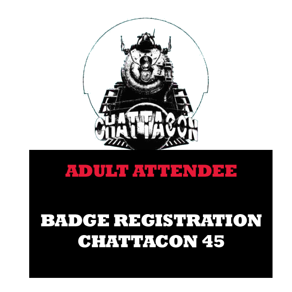 Chattacon Adult Registration