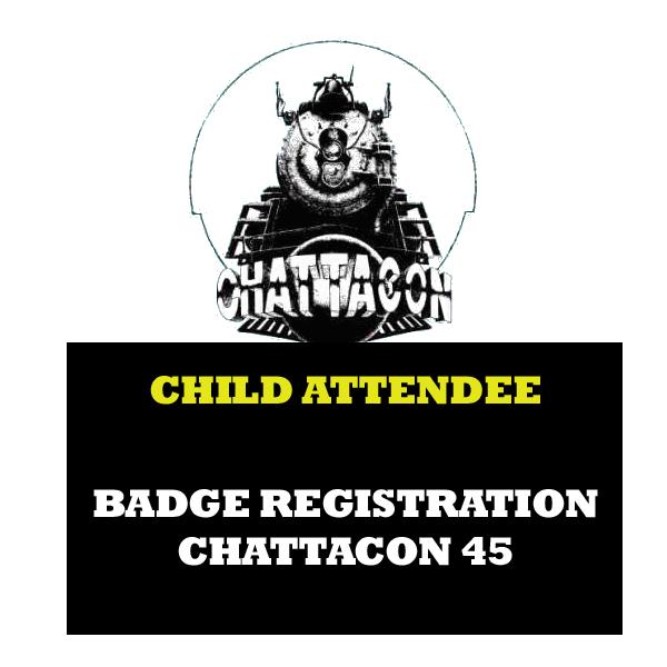 Chattacon Child Registration