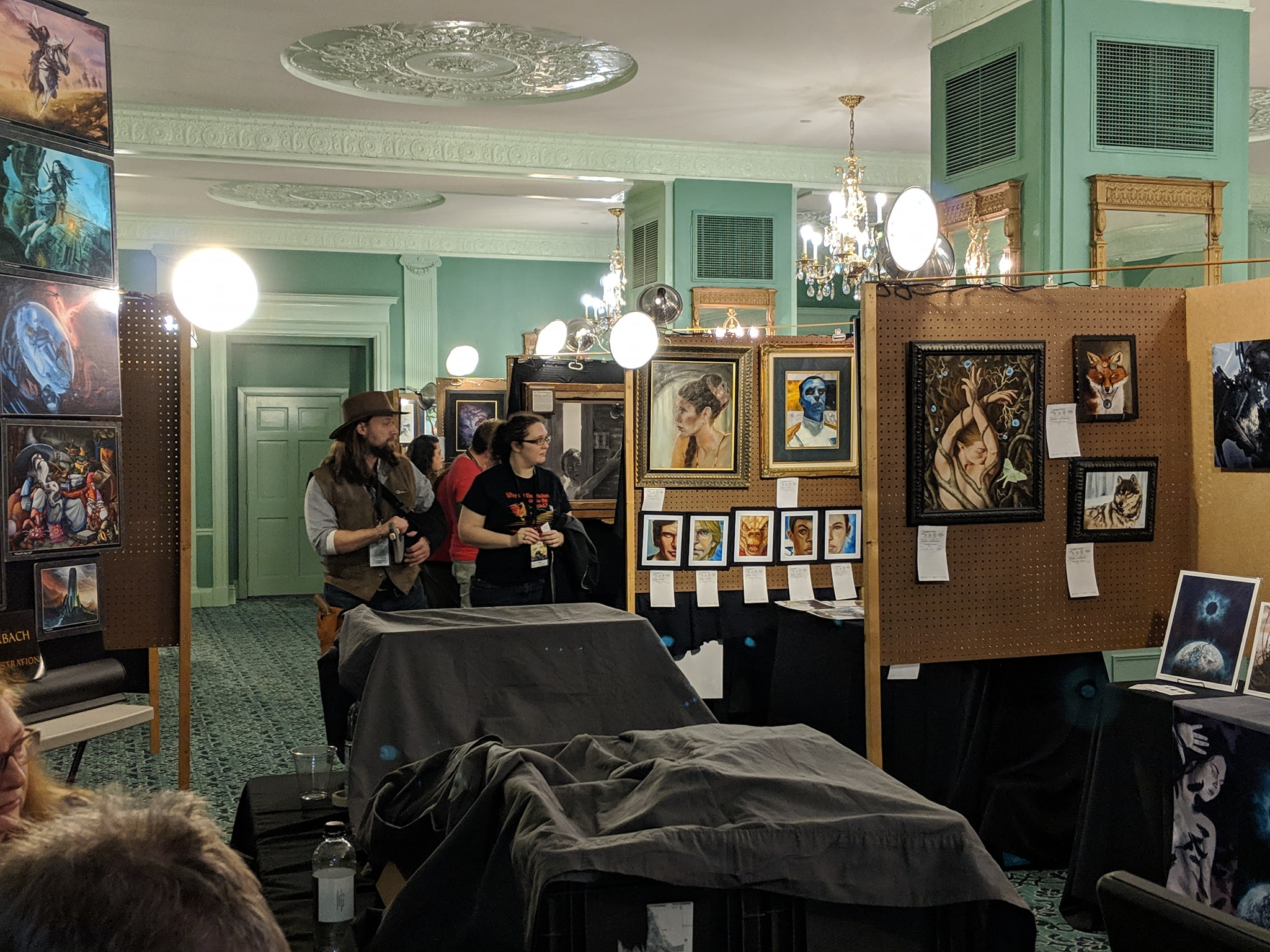Chattacon Art Show