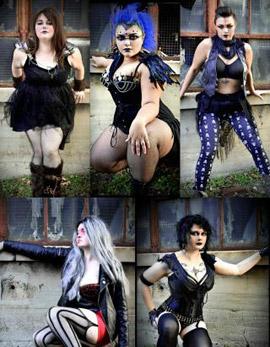 Vamp Valley Vixens