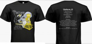 Chattacon 45 T-Shirts are here
