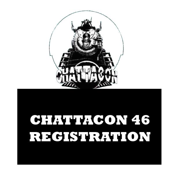 Chattacon 46 Registration