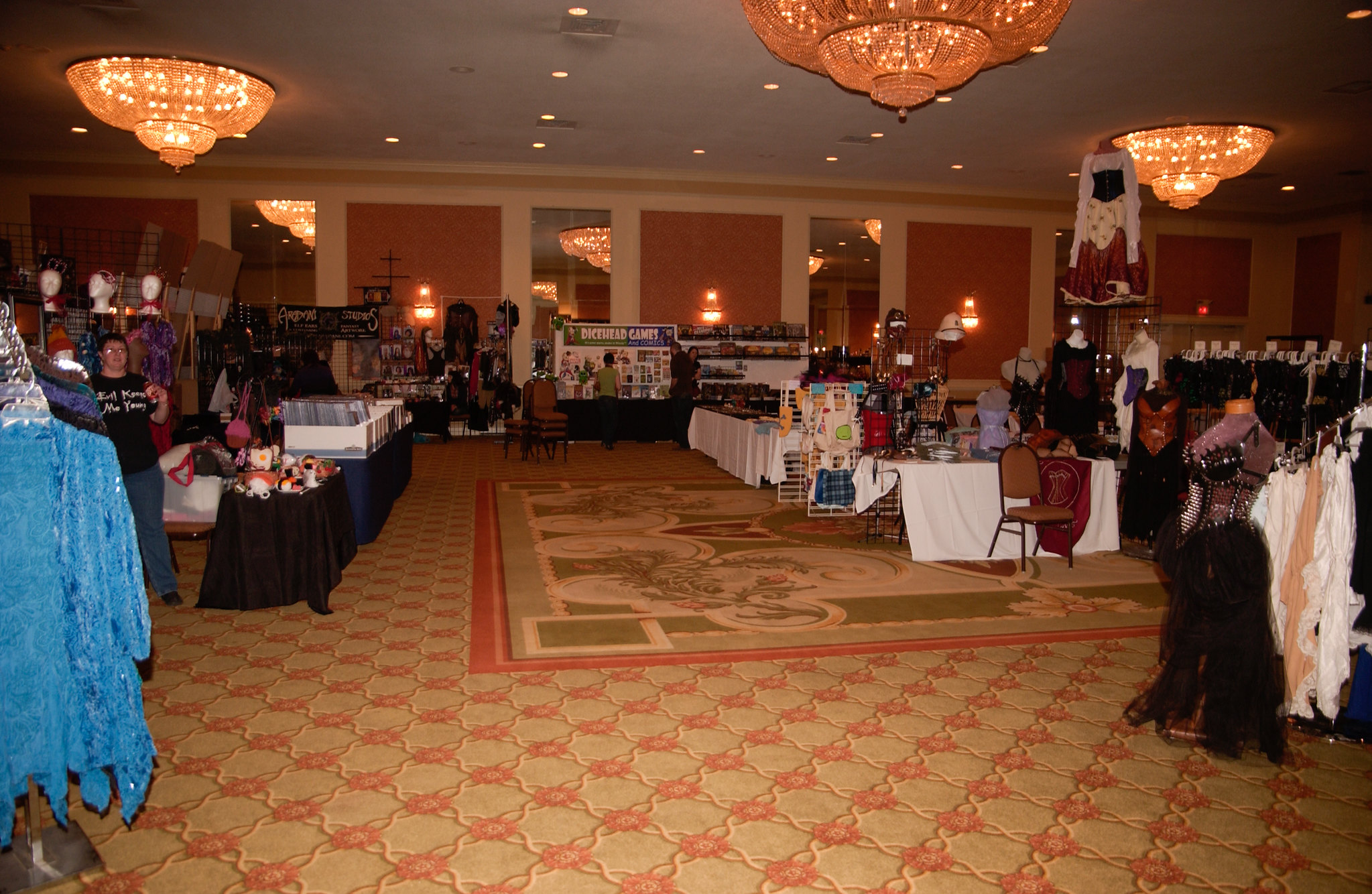 Chattacon Dealers Room