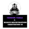 Chattacon 46 Vendors' Registration